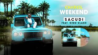 Charbel - Sacudi feat  King Klash  ( Audio Oficial)