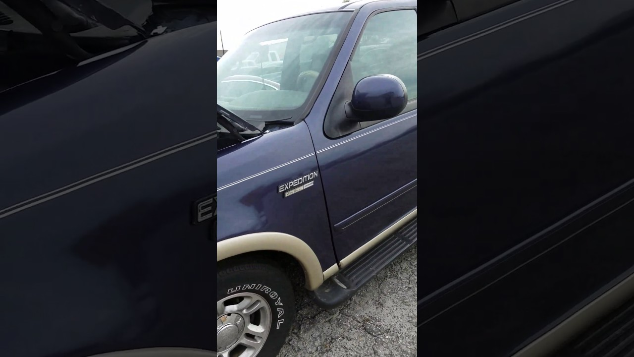 small resolution of ford expedition security light won t start fix