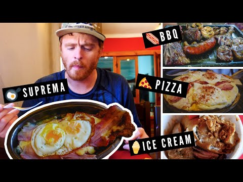 ARGENTINIAN FOOD EXTRAVAGANZA 🍕🍷   What to eat in Argentina: El Bolson Edition 🇦🇷