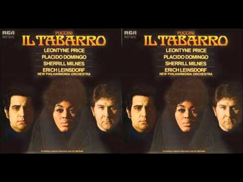 """Il tabarro"" : Price, Domingo, Milnes - Leinsdorf (1971)"
