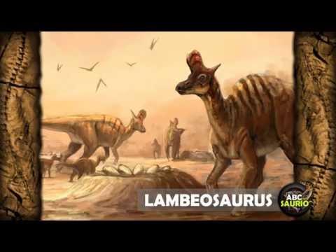 Lambeosaurus | ABCsaurio