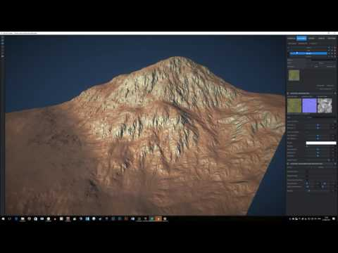 World Creator 2 to UE4 Tutorial - Basic