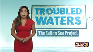 Troubled Waters Salton Sea Project special