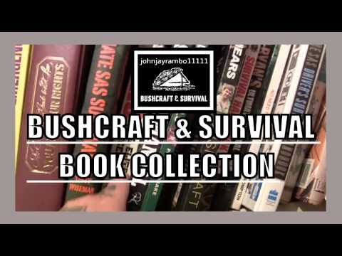Bushcraft & Survival Book Collection .PART 1