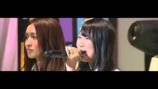 """ちゅりこと高柳明音さんの伝説である 第3回AKB48選抜総選挙、壇上での""""..."""