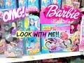 Barbie Toy Hunt - Barbie Section Walmart