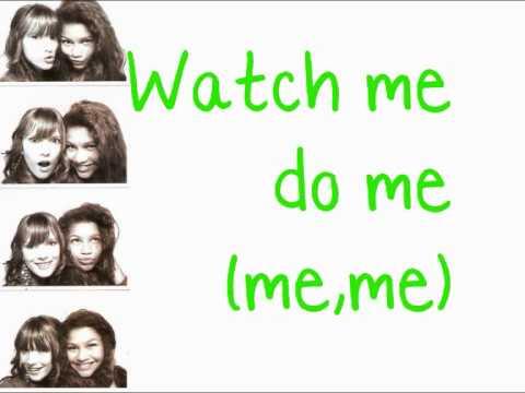Watch Me-Hot Rush-Lyrics(Disney's