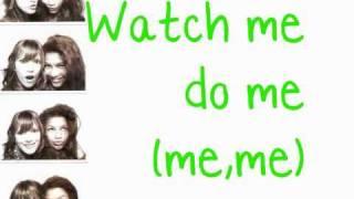 Watch Me-Hot Rush-Lyrics(Disney