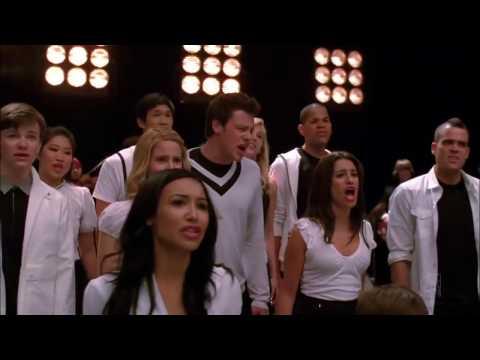 Glee - Keep Holding On [HD]