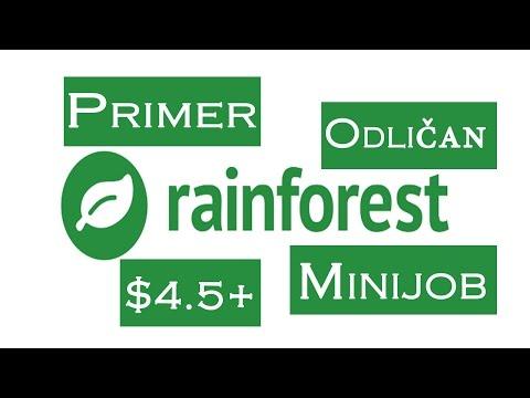 Posao na Internetu -Odlično plaćen RF Minijob +4,5$