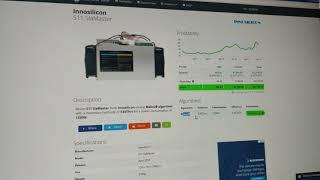 🔌 Как подключить INNOSILICON s11 , Настройки пула и доходность. Setup Guide for SiaMaster