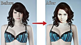 Picsart Face Change Edit Hot girl | Sarina Valentina | Luna Rose