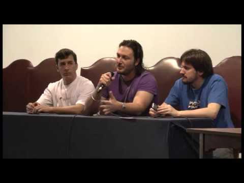 Image from Python brasil [6] Cerimonia de abertura & infra-estrutura