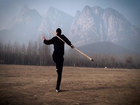 Shaolin Yuan Hou Bang 少林猿猴棒(Ape monkey staff)
