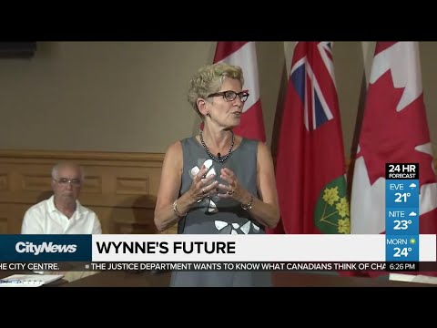 Can Kathleen Wynne turn this around before the next election?