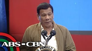 President Duterte speaks at PDP-Laban's campaign rally in Marikina | 20 March 2019