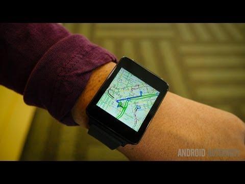 LG G Watch first impressions