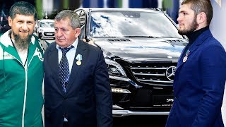 Срочно,менеджер Нурмагомедова чуть не умер/НУРМАГОМЕДОВУ  подарили мерседес