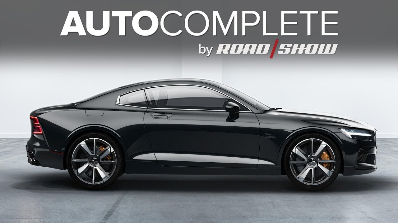 AutoComplete: Polestar 1 launch markets include US, China