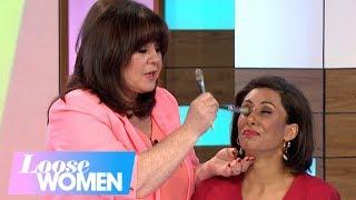 Saira Tries an 'Egg-Cellent' New Anti-Ageing Beauty Trend | Loose Women