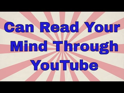 how to read mind through eyes