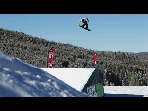 Dew Tour Slope Style 2015 Highlight Video | TransWorld SNOWboarding