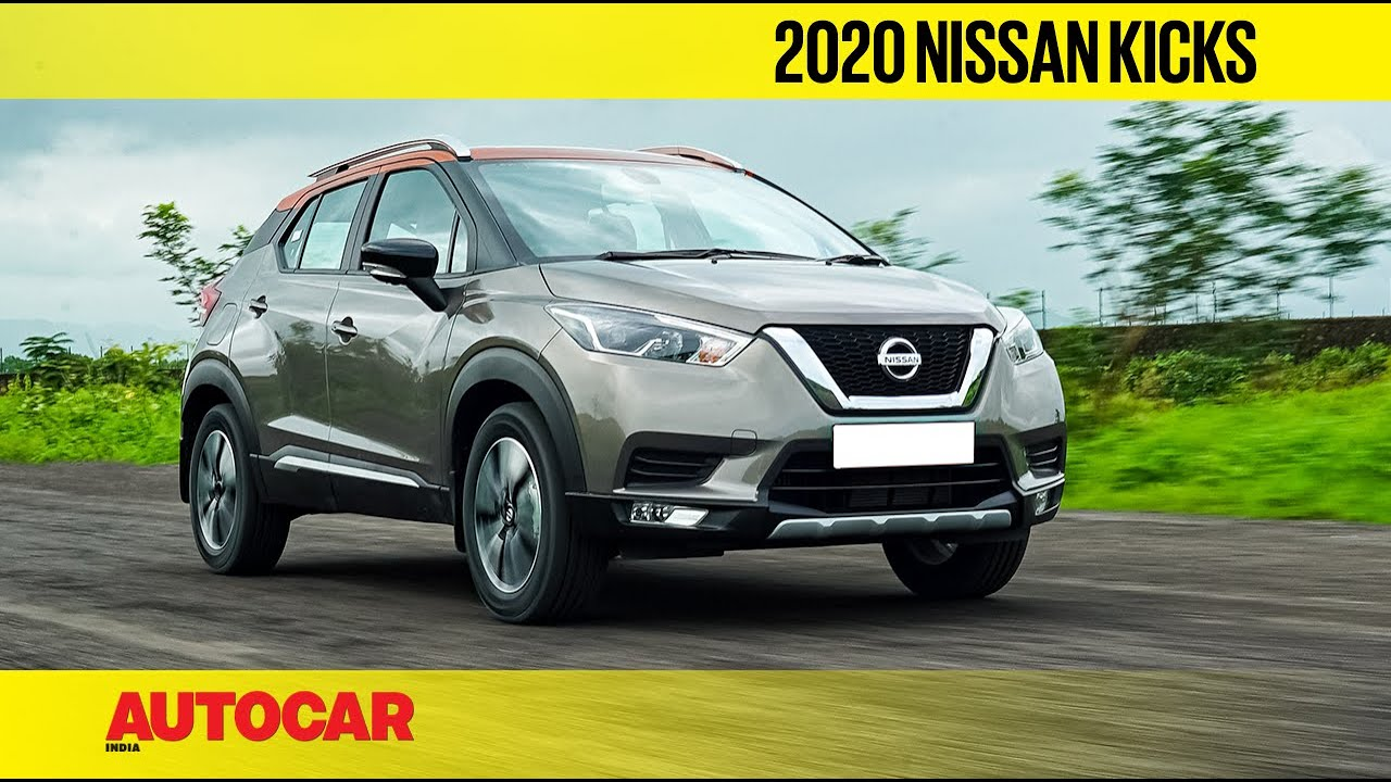 2020 Nissan Kicks Turbo - Does the 156hp engine deliver that kick? | First Drive | Autocar India