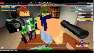 Roblox amazing game hauntedUSA made