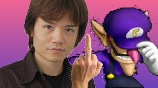 Why Waluigi Will NEVER Be In Smash: Waluigi VS. Sakurai