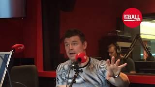Brian O'Driscoll on Sean O'Brien's Lions remarks