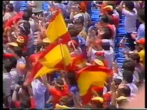 1986 06 12   Algeria vs Spain  Italian