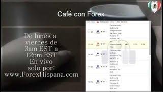 Forex con Café del 5 de Octubre del 2017