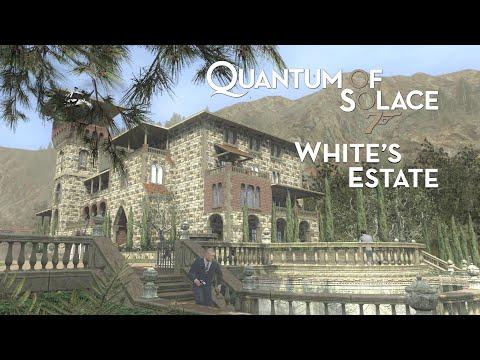 007: Quantum of Solace - White's Estate - 007