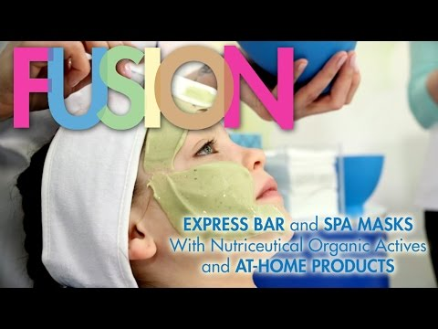 An Introduction to FUSION Express Bar & Spa Masks | Organic Beauty