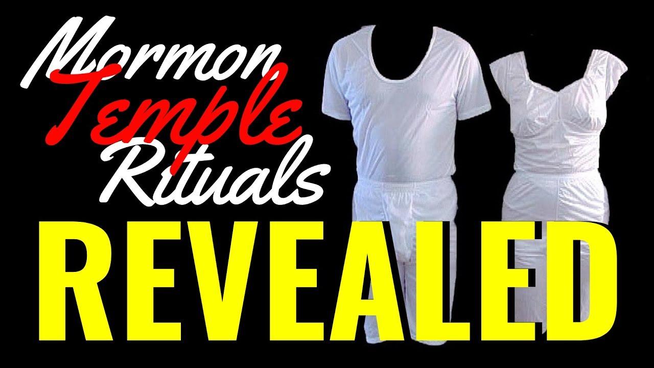Secret Mormon Temple Rituals - Revealed!
