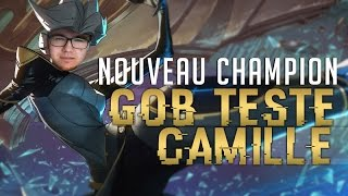 Nouveau champion : Camille ! On la test en jungle !