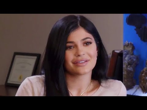 """Kylie Jenner Finally Reveals WHY She Got Lip Fillers & Admits Kris """"Terrifies"""" Her"""