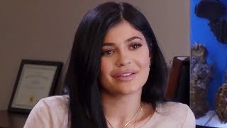 "Kylie Jenner Finally Reveals WHY She Got Lip Fillers & Admits Kris ""Terrifies"" Her"