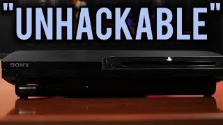 "The Sony Playstation 3 - The ""Unhackable"" Console 