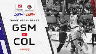 Highlights: Ginebra vs Columbian Dyip | PBA Commissioner's Cup 2019