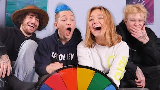 Wir beantworten die unangenehmsten Fragen | mit Julia Beautx, Nia und Toni