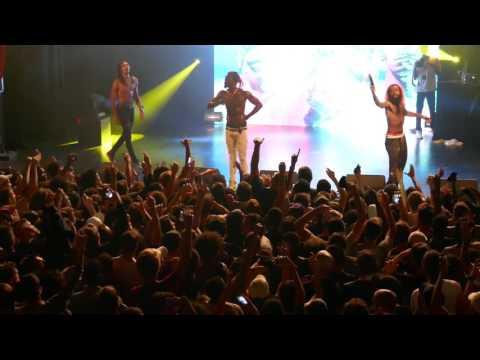 Flatbush Zombies - Palm Trees (Live)