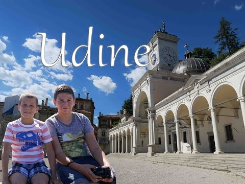 😃 Das Leben ist schön - Udine, Italien - Weltreise mit 4 Kindern VLOG [HD]