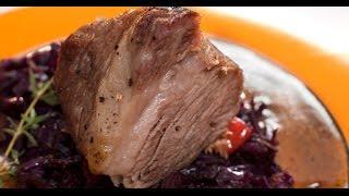 Буженина с медово-горчичным соусом | Мясо. От филе до фарша