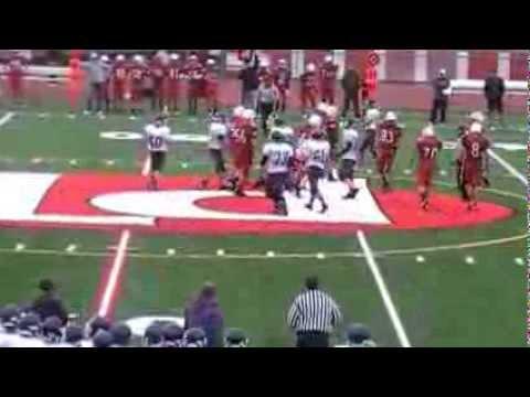 Baldwin Freshmen vs Peters Township 10 23 2013