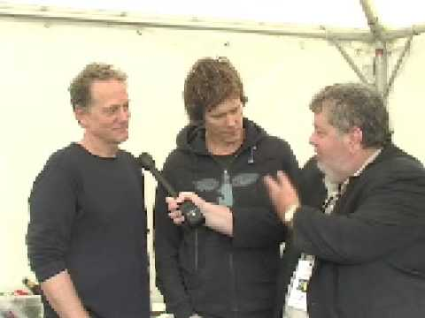 Kevin & Michael Bacon & Mike Richter
