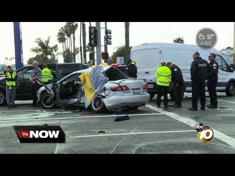 DMV: Driver suspected in fatal Oceanside crash had suspended license