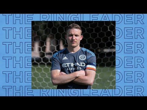 Alex Ring | NYCFC's New Captain
