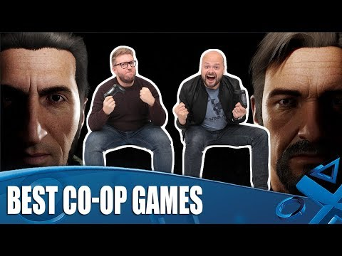 9 Best Couch Co-Op Games On PS4 - Part Two!