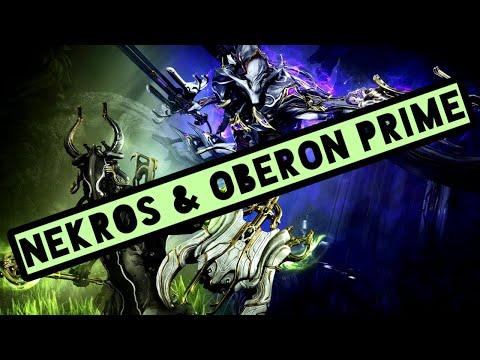 How To Get Nekros Prime & Oberon Prime | Prime Vault 2020 Relic Guide